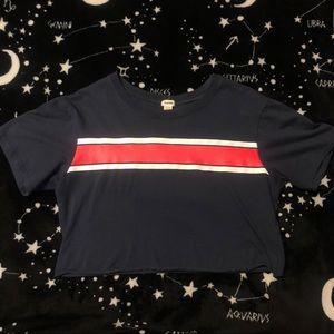 Garage Stripey Shirt